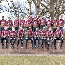 Opleidingsteam AWV de Zwaluwen-Oldenzaalse Wielerclub