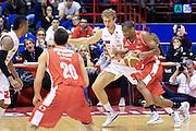 DESCRIZIONE : Milano Lega A 2012-13 EA7Emporio Armani  Grissin Bon Reggio Emilia<br /> GIOCATORE : White James <br /> CATEGORIA : Palleggio<br /> SQUADRA : Grissin Bon Reggio Emila<br /> EVENTO : Campionato Lega A 2013-2014<br /> GARA : EA7Emporio Armani  Grissin Bon Reggio Emilia<br /> DATA : 24/11/2013<br /> SPORT : Pallacanestro <br /> AUTORE : Agenzia Ciamillo-Castoria/I.Mancini<br /> Galleria : Lega Basket A 2013-2014  <br /> Fotonotizia : Milano Lega A 2013-2014 EA7Emporio Armani  Grissin Bon Reggio Emilia<br /> Predefinita :