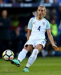 Jordan Nobbs of England - Mandatory by-line: Matt McNulty/JMP - 19/09/2017 - FOOTBALL - Prenton Park - Birkenhead, United Kingdom - England v Russia - FIFA Women's World Cup Qualifier