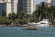 2005 Miami Hurricanes Rowing