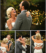 The first dance between a husband and wife at the Coloma Country Inn in Coloma, CA