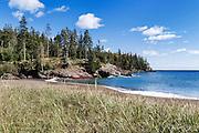 Herring Cove Beach, Campobello,  New Brunswick, Canada