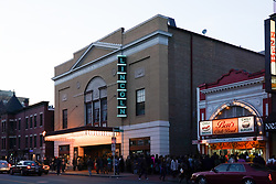 The Lincoln theatre in Washington DC in the United States. From a series of travel photos in the United States. Photo date: Sunday, April 1, 2018. Photo credit should read: Richard Gray/EMPICS