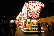 Photo of Alice's Dream by Huckyduck CC at Bridgwater Carnival 2009. Runner up in the Tableaux Cart Open Class.