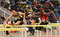 Athletics - AVIVA London Grand Prix - Crystal Palace<br /> Xiang Liu