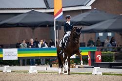Van Baalen Marlies, NED, Ben Johnson<br /> Nederlands Kampioenschap<br /> Ermelo 2021<br /> © Hippo Foto - Dirk Caremans<br />  05/06/2021