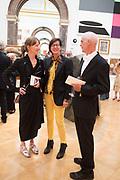 FIONA RAE, FIONA BANNER, RICHARD LONG,, 2019 Royal Academy Annual dinner, Piccadilly, London.  3 June 2019