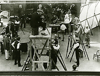 1920 Filming at Hal Roach Studios