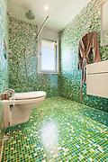 Architecture, nice apartment, comfortable bathroom