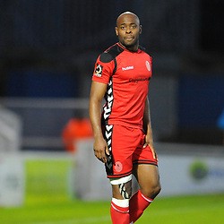 TELFORD COPYRIGHT MIKE SHERIDAN 12/1/2019 - Theo Streete of AFC Telford during the Vanarama Conference North fixture between AFC Telford United and Hartlepool United at the Super Six Stadium.