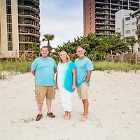 Kate Hoyt Family reunion, Ocean Reef Resort, Myrtle Beach, SC