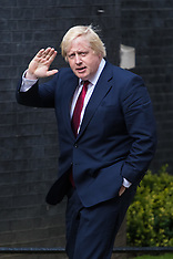 2016-07-13 Boris Johnson in Downing Street