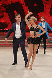 """Rome, Josh Brolin and Ryan Reynolds guests of the TV show """"Dancing with the Stars"""". Pictured: Josh Brolin dances with Maria Ermachkova"""