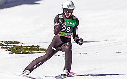 24.03.2019, Planica, Ratece, SLO, FIS Weltcup Ski Sprung, Skiflug, Einzelbewerb, Finale, im Bild Piotr Zyla (POL) // Piotr Zyla of Poland during the individual competition of the Ski Flying World Cup Final 2019. Planica in Ratece, Slovenia on 2019/03/24. EXPA Pictures © 2019, PhotoCredit: EXPA/ JFK