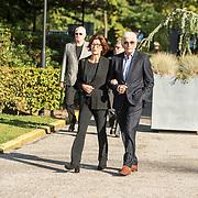 NLD/Leusden/20181005 - Bn-ers nemen afscheid van Koos Alberts, Ben Cramer en partner