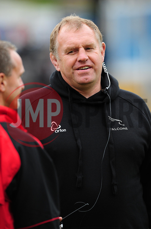 Newcastle director of rugby Dean Richards - Photo mandatory by-line: Josephmeredith.com  - Tel: Mobile:07966 386802 02/09/2012 - SPORT - RUGBY - Memorial Stadium - Bristol. Bristol Rugby v Newcastle Falcons