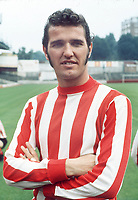 Fotball<br /> England <br /> Foto: Colorsport/Digitalsport<br /> NORWAY ONLY<br /> <br /> Terry Paine (Southampton) 1970/71