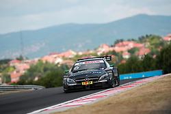 June 17, 2017 - Budapest, Hungary - Motorsports: DTM race Budapest, Saison 2017 - 3. Event Hungaroring, HU, # 6 Robert Wickens (CAN, HWA AG, Mercedes-AMG C63 DTM) (Credit Image: © Hoch Zwei via ZUMA Wire)