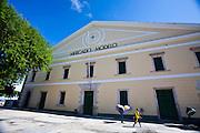 Salvador_BA, Brasil...Fachada do Mercado Modelo em Salvador, Capital da Bahia...Facade of the Mercado Modelo in Salvador, capital of Bahia...Foto: JOAO MARCOS ROSA / NITRO