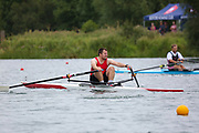 Race: 88  1x (Band 4)  SF 1<br /> <br /> Peterborough Summer Regatta 2018 - Sunday<br /> <br /> To purchase this photo, or to see pricing information for Prints and Downloads, click the blue 'Add to Cart' button at the top-right of the page.