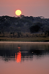 Sunrise, Lifupa Lodge