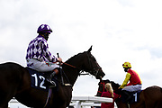 Wiff Waff ridden by Finley Marsh and trained by Adrian Wintle - Mandatory by-line: Robbie Stephenson/JMP - 18/07/2020 - HORSE RACING- Bath Racecourse - Bath, England - Bath Races 18/07/20