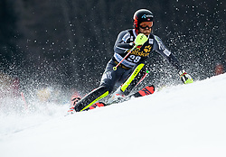 NESTVOLD-HAUGEN Leif Kristian of Norway during the Audi FIS Alpine Ski World Cup Men's Slalom 58th Vitranc Cup 2019 on March 10, 2019 in Podkoren, Kranjska Gora, Slovenia. Photo by Matic Ritonja / Sportida