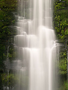 View of McLean Falls and the Tautuku River, Catlins Forest, Clutha, New Zealand