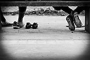 BELO HORIZONTE, BRA, MG. 10/04/2011...Domingo. Da saída de casa até a várzea...Fotos: Rodrigo Lima