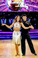 Karim Zeroual & Amy Dowden  during Strictly Come Dancing - The Live Tour at Arena Birmingham,King Edwards Road,Birmingham photo by Chris  Wayne