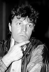 October 17, 1989 - Malm, SVERIGE - 891017 Fotboll, Europacupen, Malmš FF - Mechelen, fšrbands: Ruud Krol, trŠnare, Mechelen..© Bildbyran - 13281 (Credit Image: © Bildbyran via ZUMA Wire)