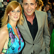 NLD/Amsterdam/20080610 - Premiere Sex and the City, Chris tates en partner Loes Worm