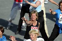Friidrett, 17. juni 2003, Jentebølgen Bærum, trim, jogging, mosjon, illustrasjon
