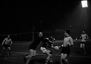 23/04/1965<br /> 04/23/1965<br /> 23 April 1965 <br /> Cork Hibernians v Drumcondra at Dalymount Park Dublin. Cork Hibs were beaten by Drums in the semi-final of the Top Four Competition.
