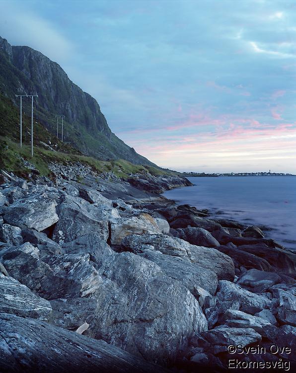 Alnes på Godøya.<br /> Foto: Svein Ove Ekornesvåg