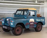 British Motor Museum Gaydon<br /> photo mark anton smith