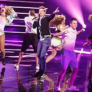 NLD/Amsterdam20160518 - 1e Liveshow Idols 5 2016, Steve Langreder