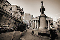 """""""Lady Constable"""" / Royal Exchange, City of London"""