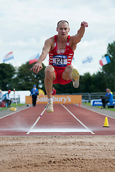 FARTUNAU Ihar, 2014 IPC European Athletics Championships, Swansea, Wales, United Kingdom