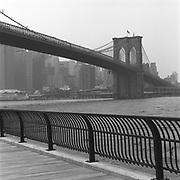 Brooklyn Bridge, Summer Haze