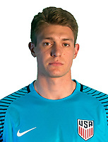 Concacaf Gold Cup Usa 2017 / <br /> Us Soccer National Team - Preview Set - <br /> Ethan Horvath