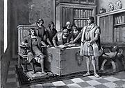 Gonzalo Fernández de Córdoba, Duke of Terranova and Santangelo, also known simply as Gonzalo de Córdoba (Italian: Consalvo di Cordova, September 1, 1453–December 2, 1515), was a Spanish general who made Spain the preeminent world military power for almost