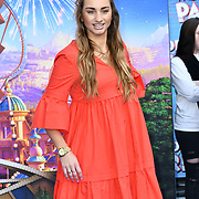 Talia Dean attend WONDER PARK Gala Screening at Vue, Leicester Square, London on 24 March 2019, London, UK.