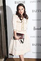 LONDON - OCTOBER 31: Tallulah Harlech attended the Harper's Bazaar Women of the Year Awards at Claridge's Hotel, London, UK. October 31, 2012. (Photo by Richard Goldschmidt)