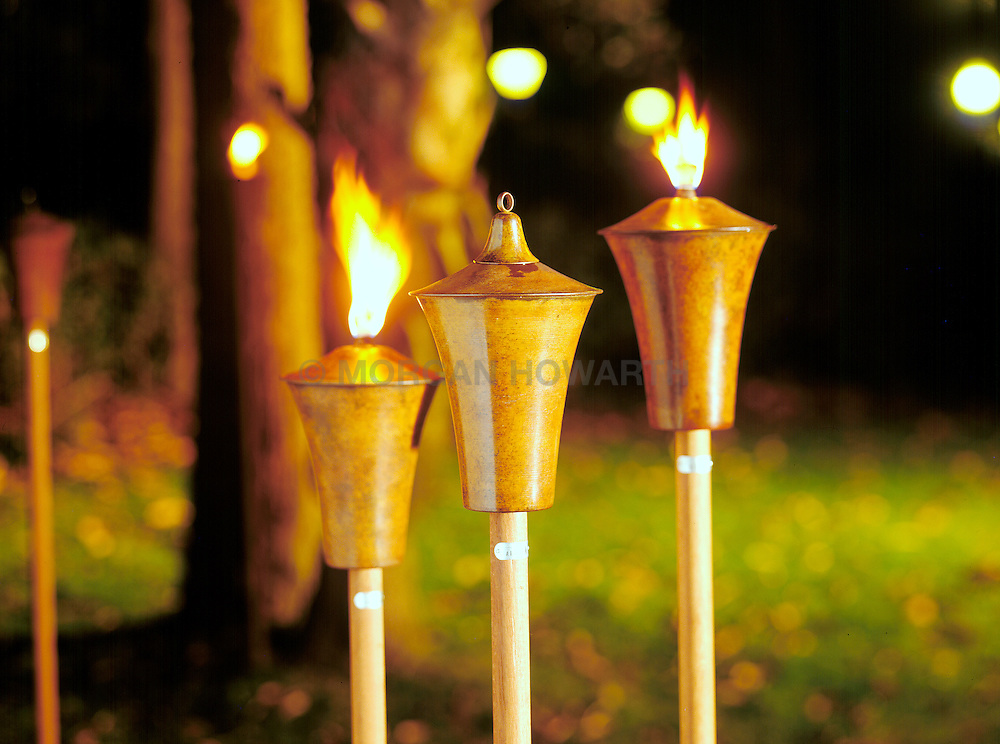 Tikki Lamps