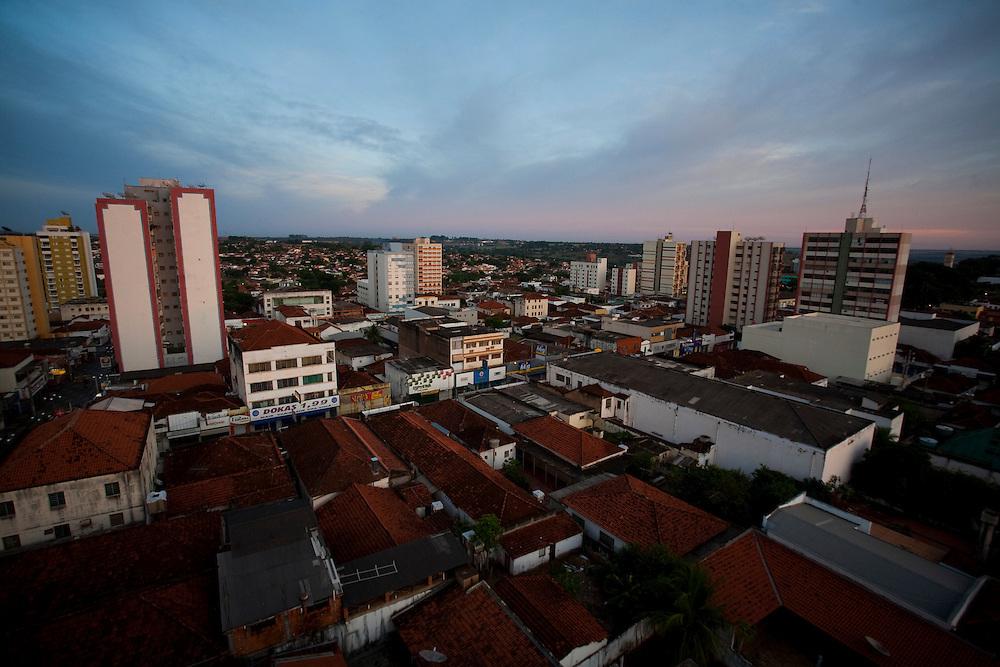 Ituiutaba_MG, Brasil...Vista panoramica de Ituiutaba, Minas Gerais...The panoramic view of Ituiutaba, Minas Gerais...Foto: LEO DRUMOND / NITRO