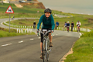 2012 - The Wight Riviera Sportive 2012 - Gallery 4. Compton Bay coming home.