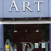 The exterior of Millenium Art Gallery,  Seymour St.,  Blenheim. New Zealand, 10th February 2011. Photo Tim Clayton.