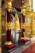 Su Taung Pyai Pagoda Bell, Mandalay Hill, Myanmar