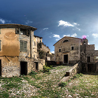 Balesrtrino Abandoned Village